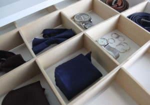 rumdeler til garderobeskab