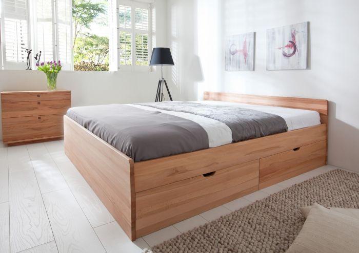 Mesina kerneboeg seng med opbevaring